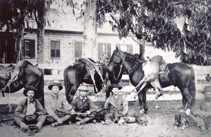 History Los Laureles Lodge .los laureles lodge monterey bay, carmel valley; los laureles lodge